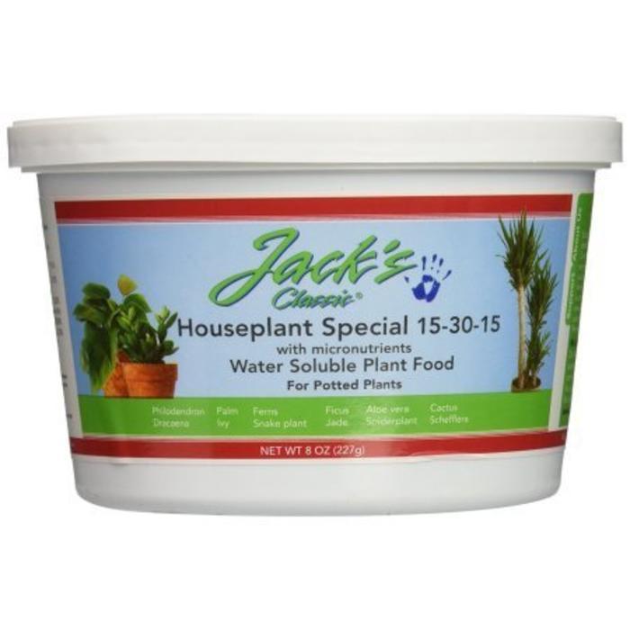 Jack's Houseplant Special 8 oz