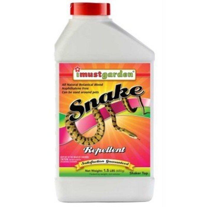 IMG Snake Repellent 1.5# Granules
