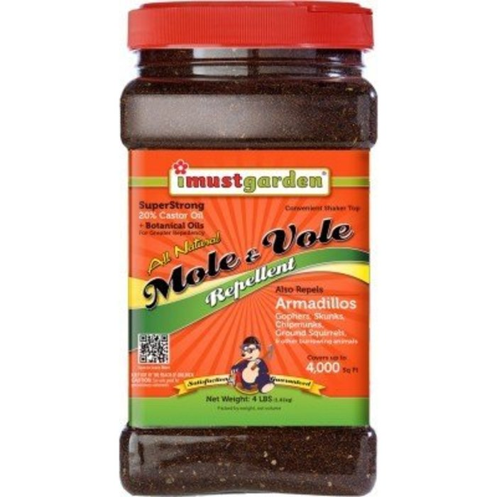 IMG Mole & Vole Repellent 4# Granules