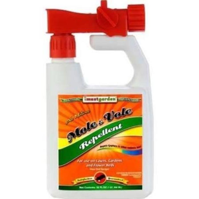 IMG Mole & Vole Repellent 32 oz Hose-End