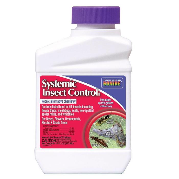 Bonide Systemic Insect Control 16 oz Concentrate