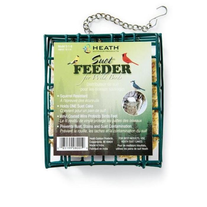 Heath Suet Cage Holder