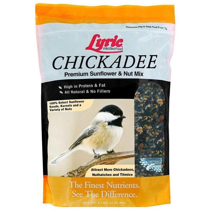 Lyric Chickadee Seed 4#