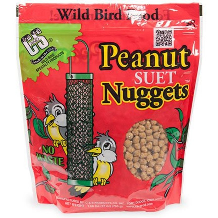 C&S Peanut Nuggets 27 oz