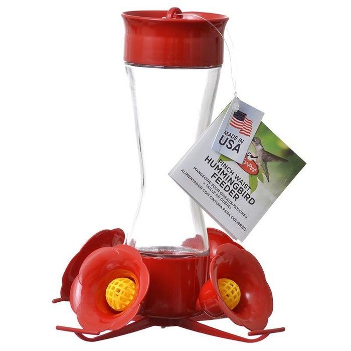Perky Pet Pinch Waist Hummingbird Feeder