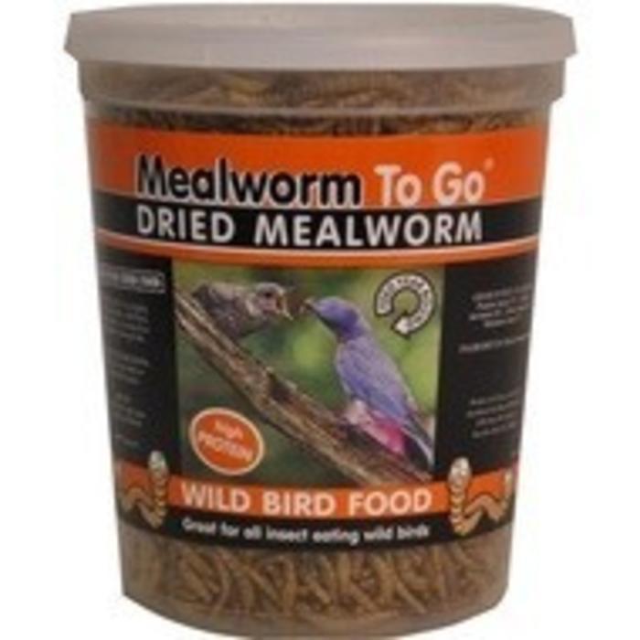 Unipet Mealworm Tub 5.5 oz