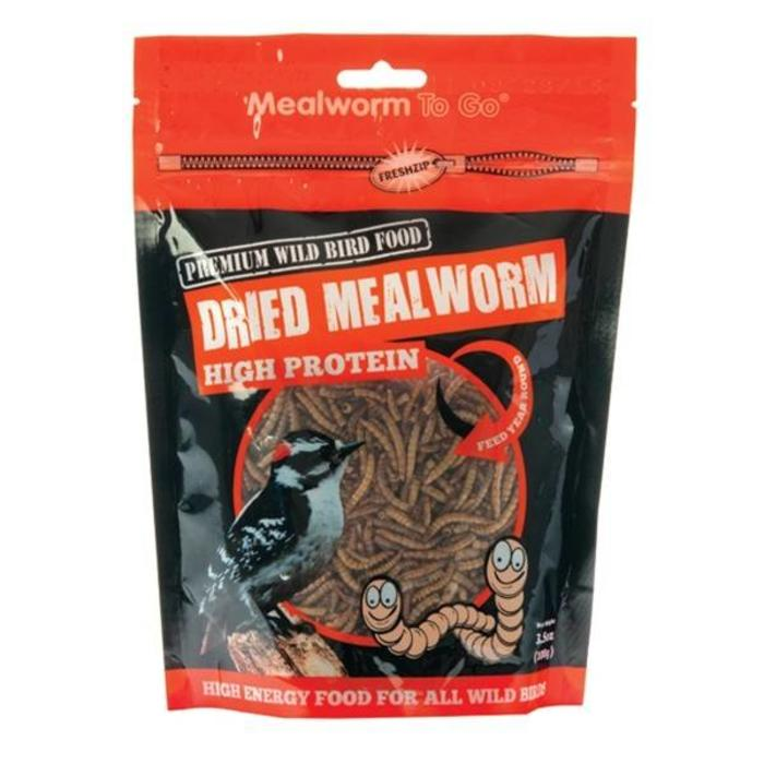 Unipet Mealworm High Protein 1.1#