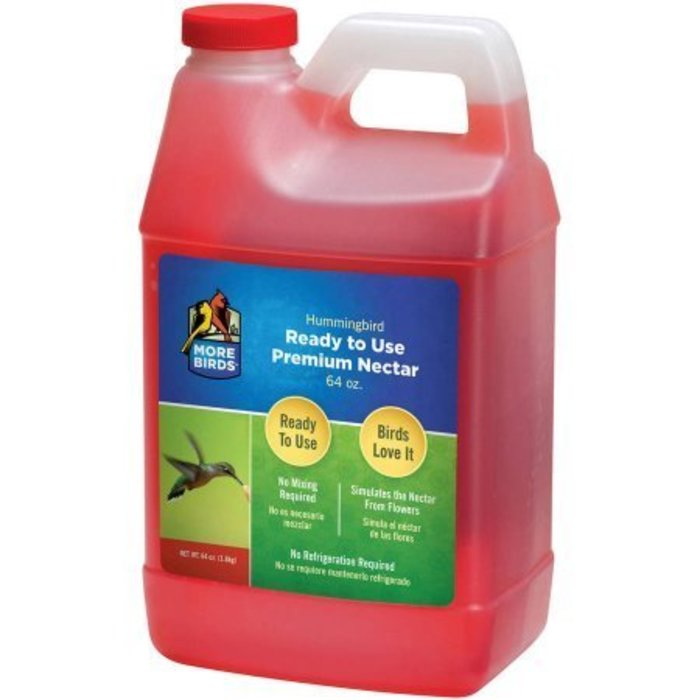More Birds Hummingbird Nectar 64 oz RTU