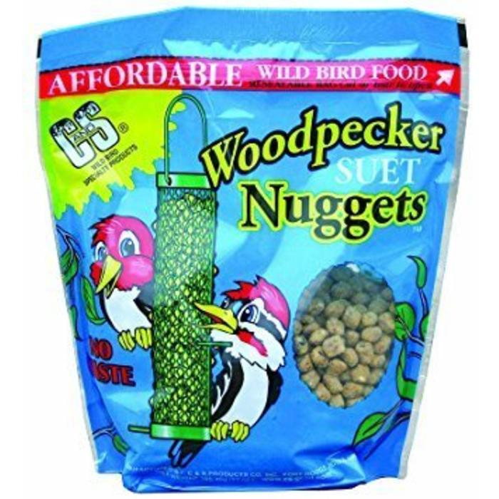 C&S Woodpecker Nuggets 27 oz