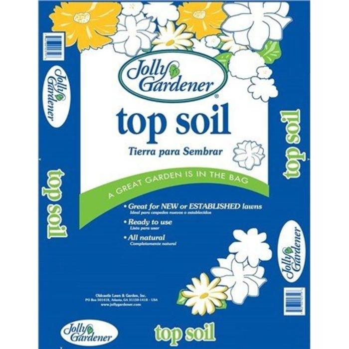 Topsoil 1 CF: Single Bags