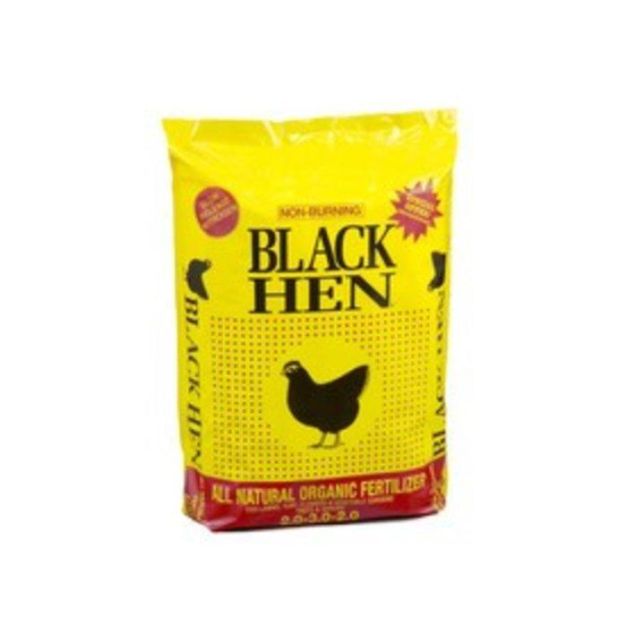 Black Hen Organic Manure 20#