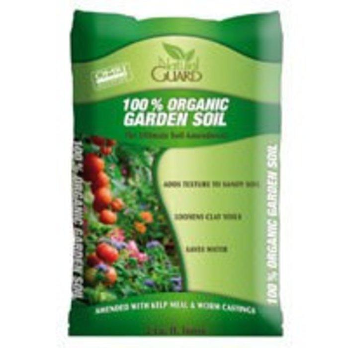 Organic Garden Soil 2 CF