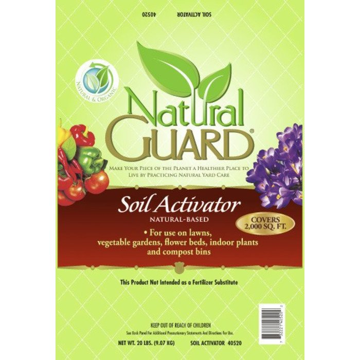 Natural Guard Soil Activator 20#