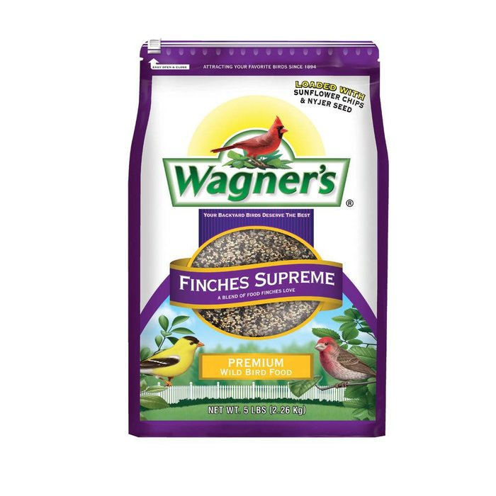 Wagner's Finches Supreme 5#