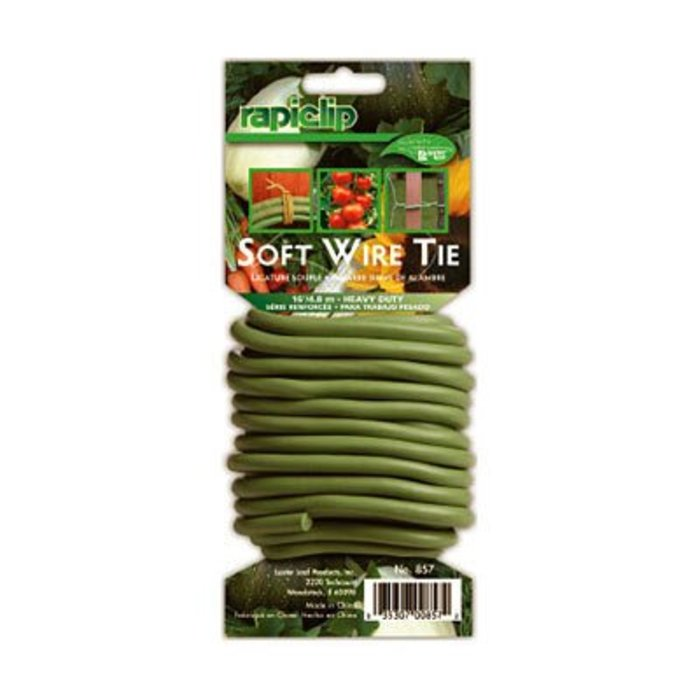Luster Leaf Soft Wire Tie Hvy Duty 16'