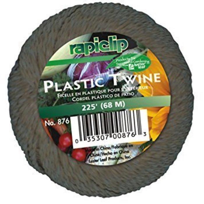 Luster Leaf Plastic Twine 225'