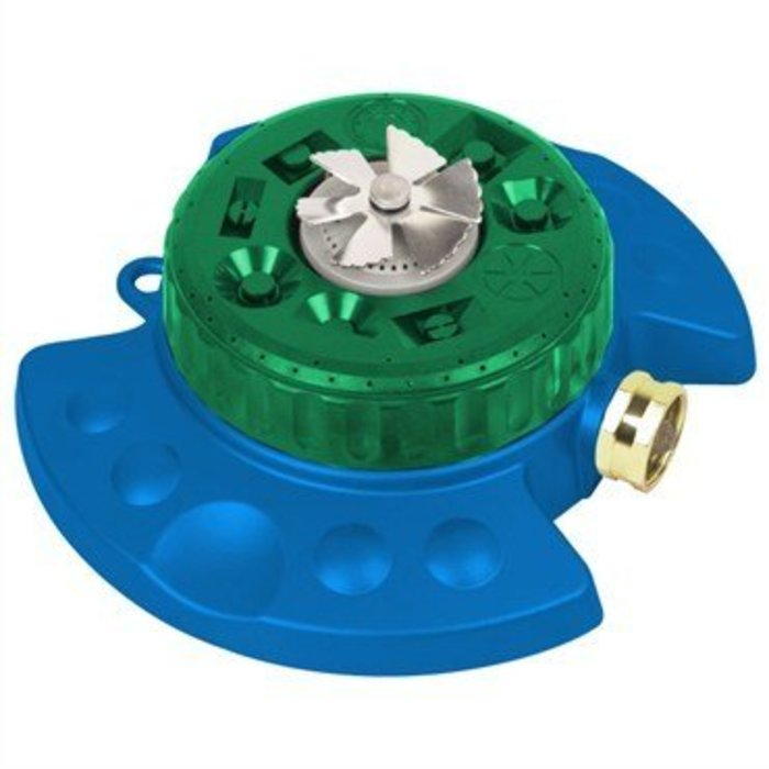Gardener Select Turret Sprinkler 9 in 1