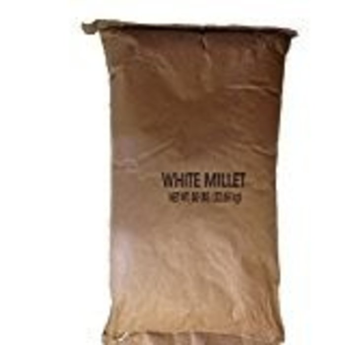White Millet Seed 50#