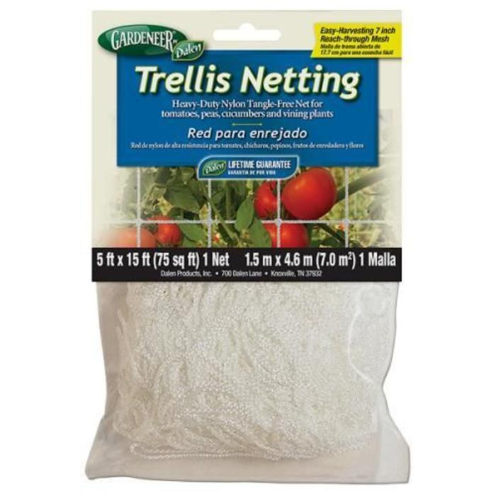Gardener Trellis Netting 5' x 15'