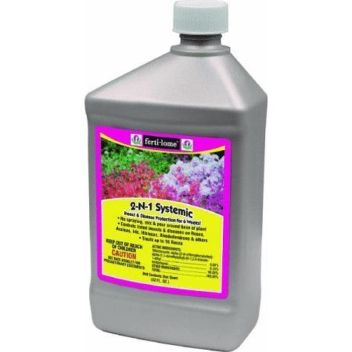 F-L 2-N-1 Systemic 32 oz Concentrate