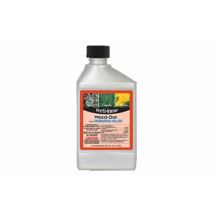 F-L Weed Out w/ Crabgrass Killer 16 oz Concentrate