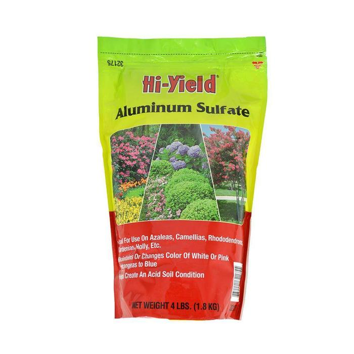 H-Y Aluminum Sulfate 4#