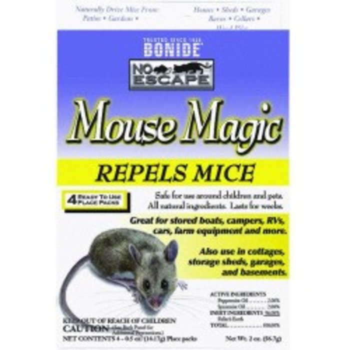 Bonide Mouse Magic Repellent