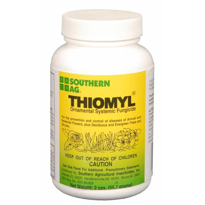 Thiomyl Systemic Fungicide 2 oz