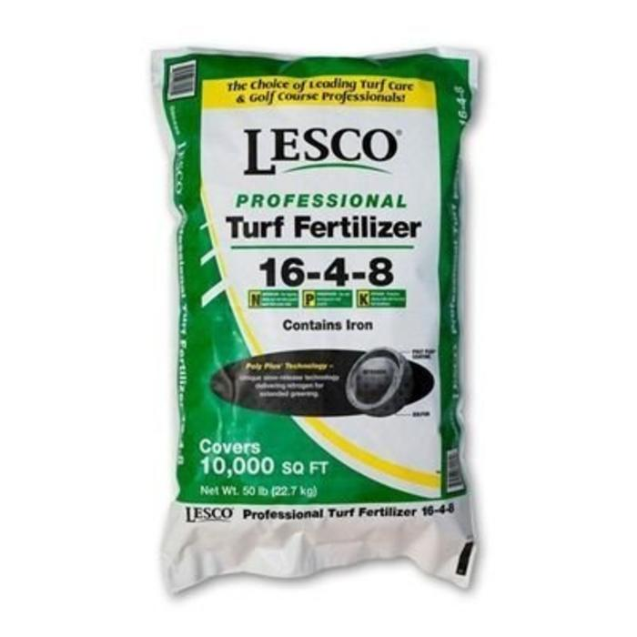 Vereens 16-4-8 Fertilizer 50#