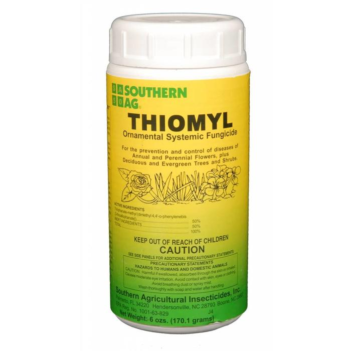 Thiomyl Systemic Fungicide 6 oz