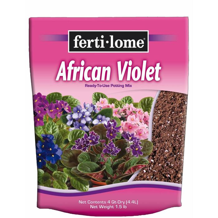 F-L African Violet Soil 4 Qt
