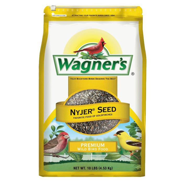 Wagner's Nyjer Seed 5#