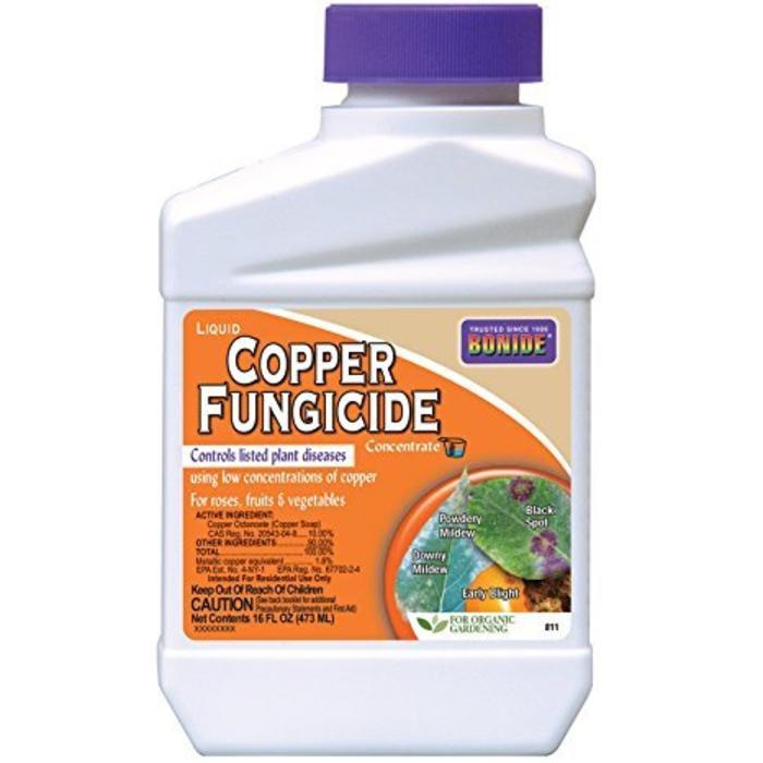 Copper Fungicide 16 oz Concentrate