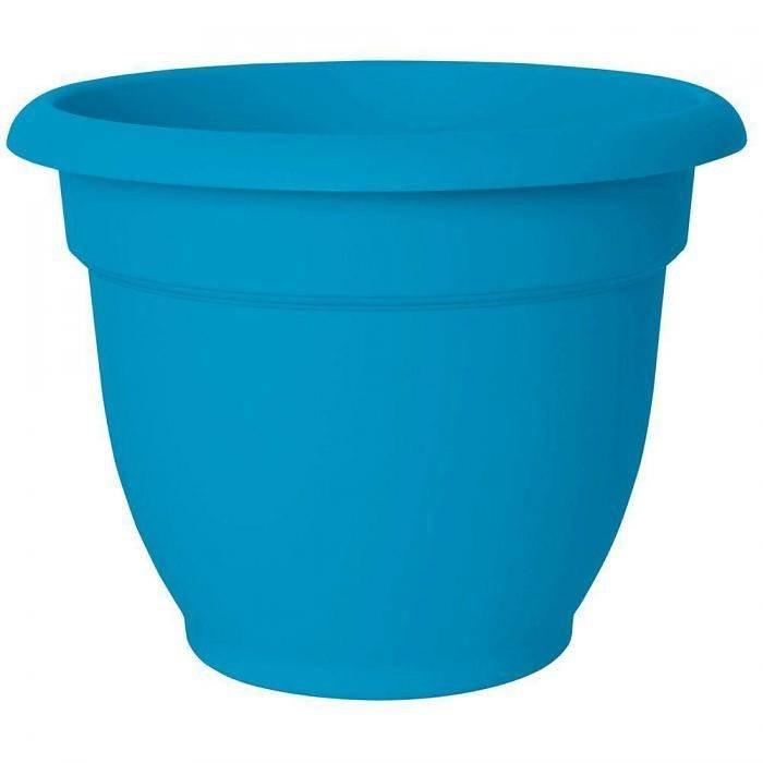"""PL Bloem Ariana Teal Pot 12"""""""