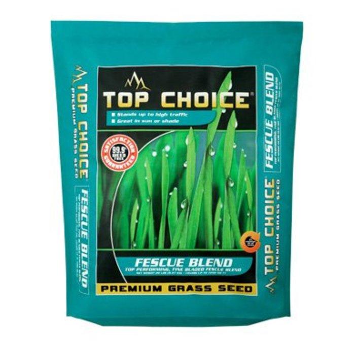 Top Choice Prem Fescue Blend 5#