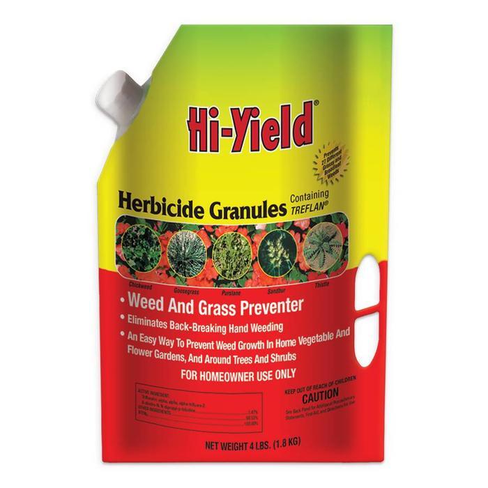 H-Y Weed & Grass Preventer treflan 4#