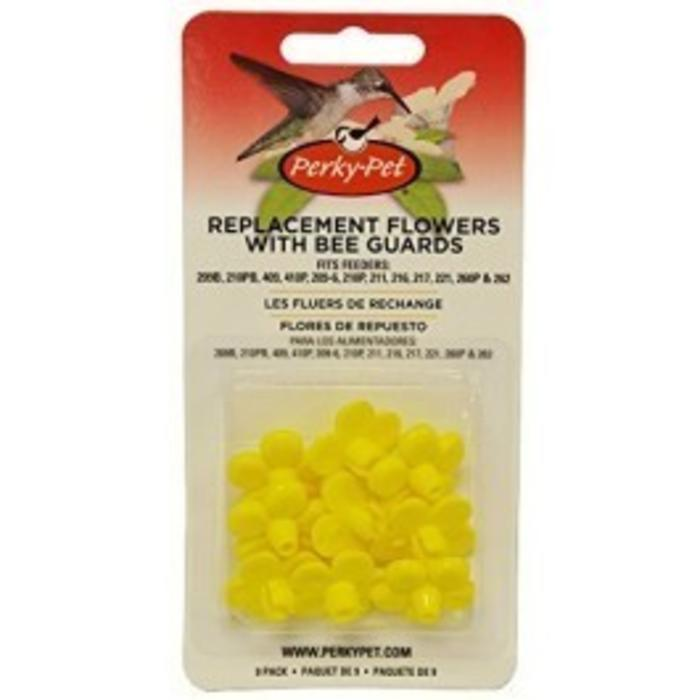Perky Pet Replacement Flowers 9 Pk