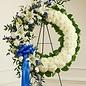 Heartfelt Memories Wreath Spray