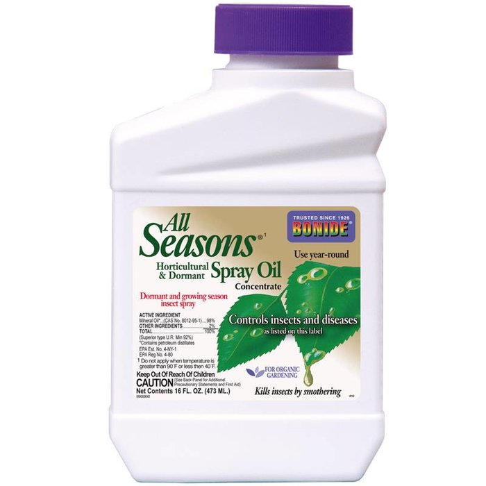 All Season's Oil 16 oz Concentrate