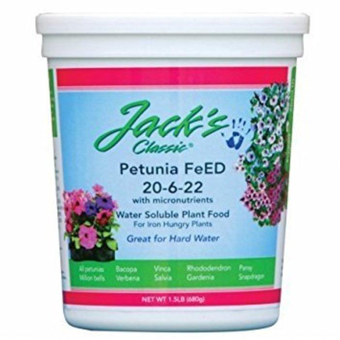Jack's Petunia Food 1.5#