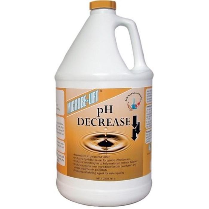 pH Decrease 1 Gal