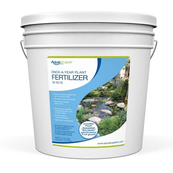 Aquascape Once A Year Fertilizer 7#