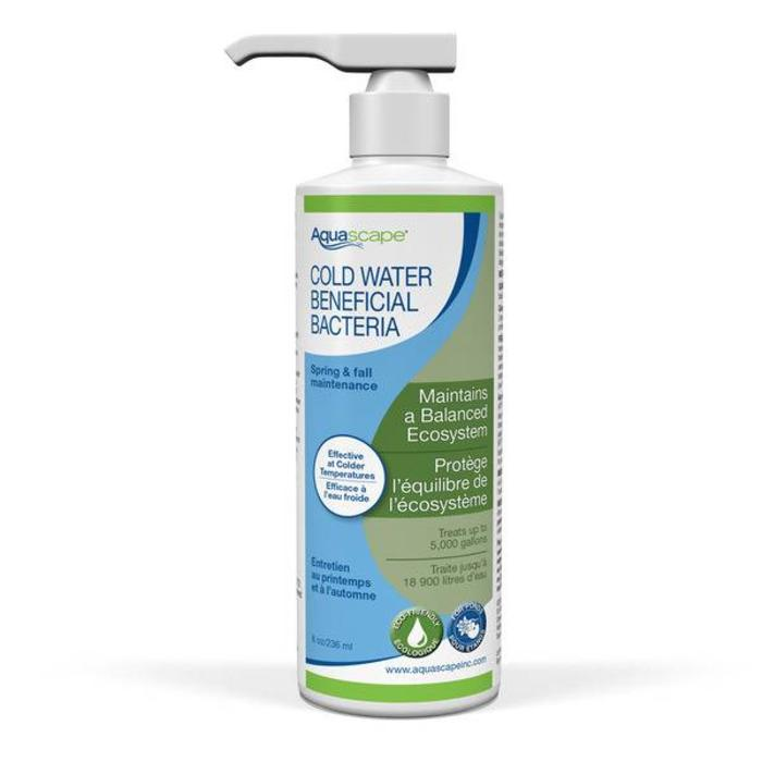 Cold Water Beneficial Bacteria 8oz