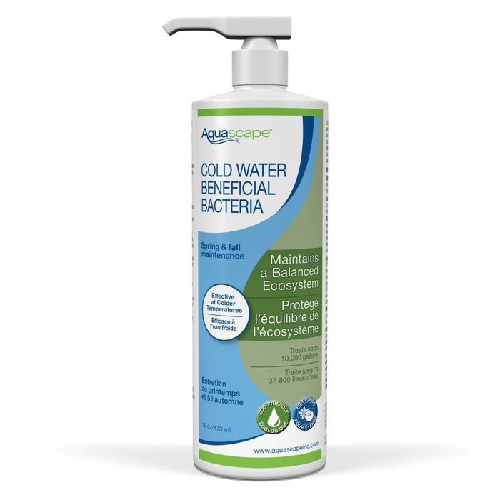 Aquascape Cold Water Beneficial Bacteria 16oz