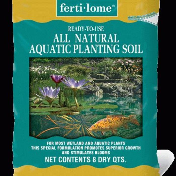 Aquatic Planting Soil 8 Qt