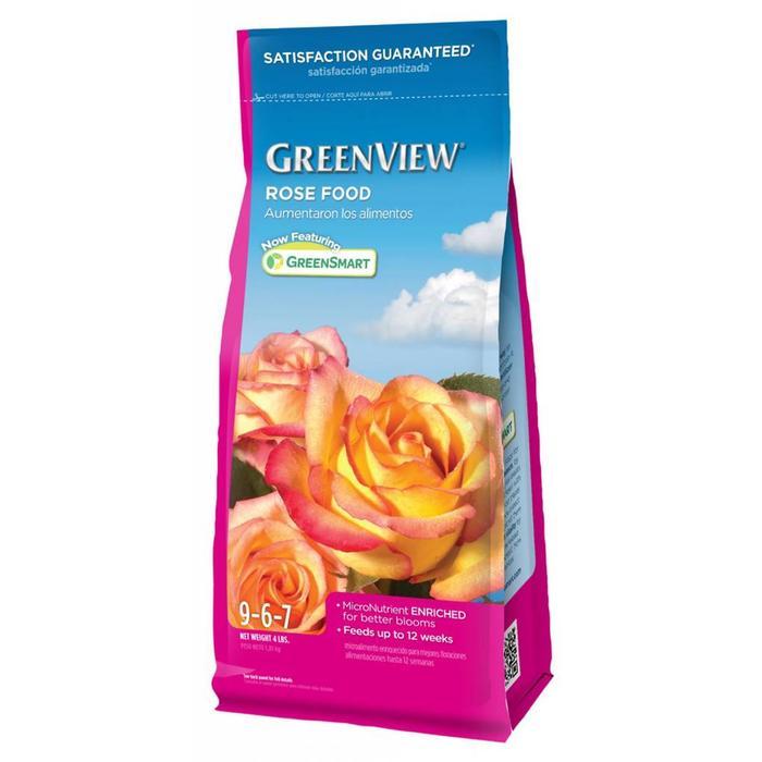 Greenview Rose Food 4#