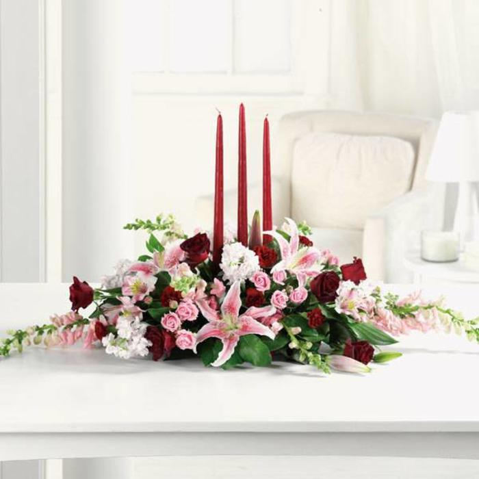 Shining Splendor Centerpiece
