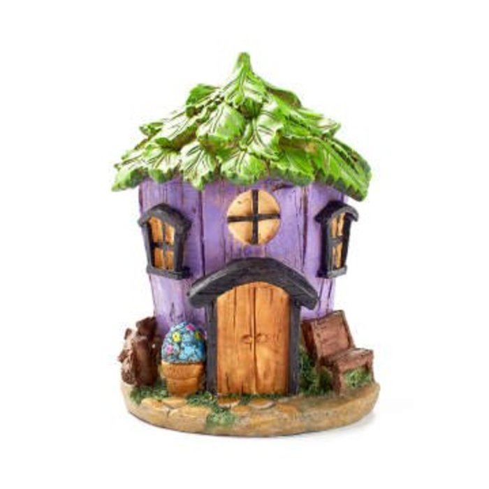 Fairy Leaf Roof House