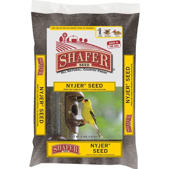 Shafer Nyjer Seed 5#