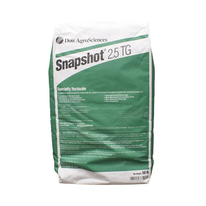 Snapshot 2.5TG 50 lb